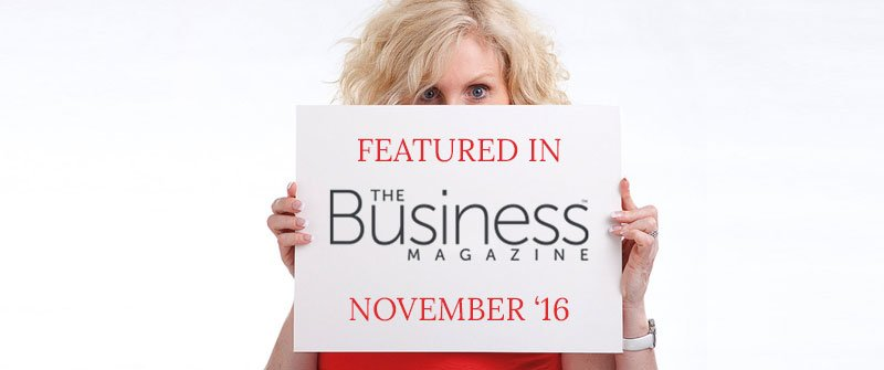 Featured The Business Magazine November 2016
