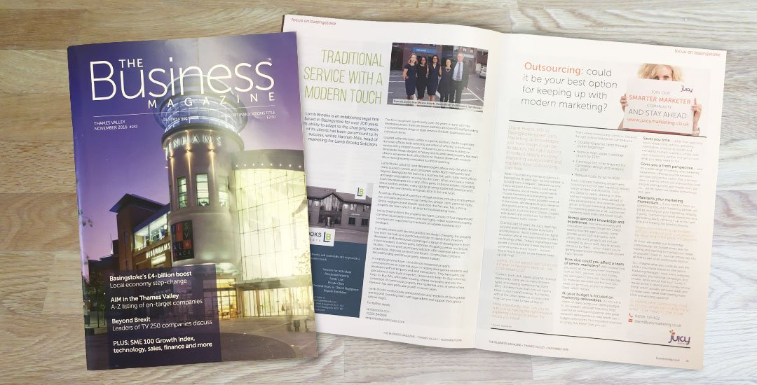 Thames Valley Edition The Business Magazine