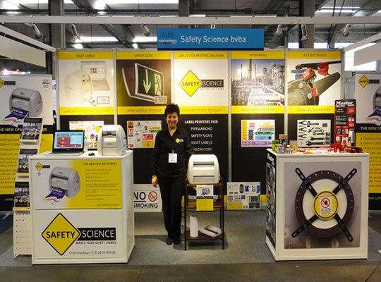 Marketing Exhibition Stands : Exhibition stand safety science a juicy marketing