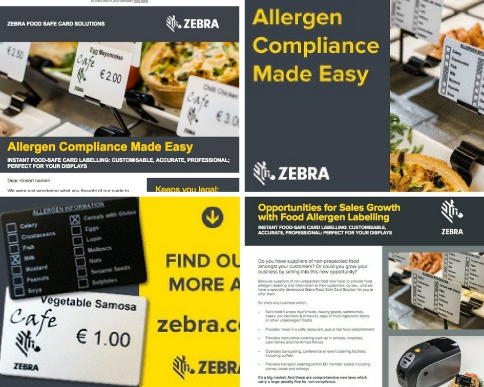 Allergen Compliance Made Easy