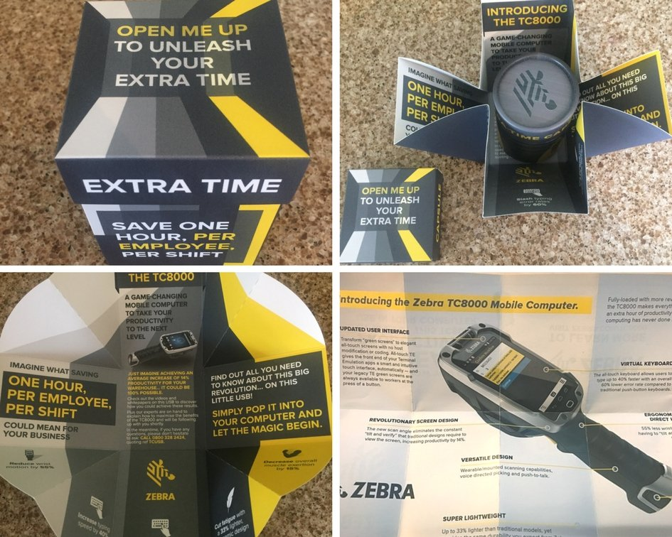 Extra Time Capsule Direct Mail