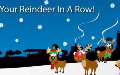 Get Your Reindeer In A Row!