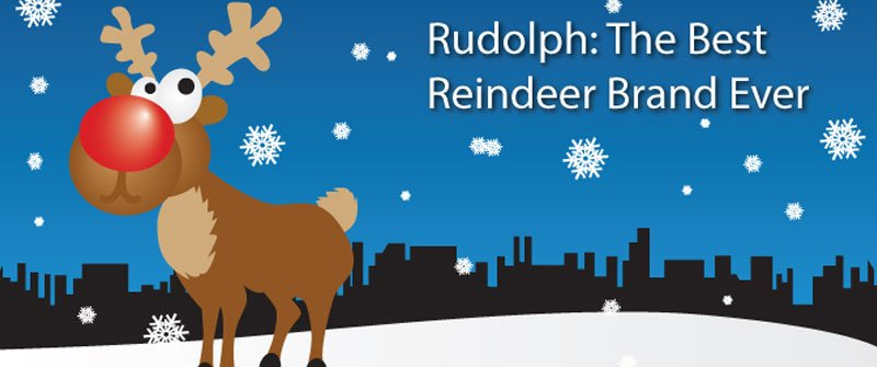 Rudolph: The Best Reindeer Brand Ever